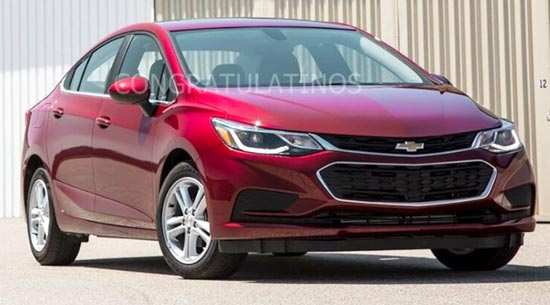 93 All New 2020 Chevrolet Cruze Pictures