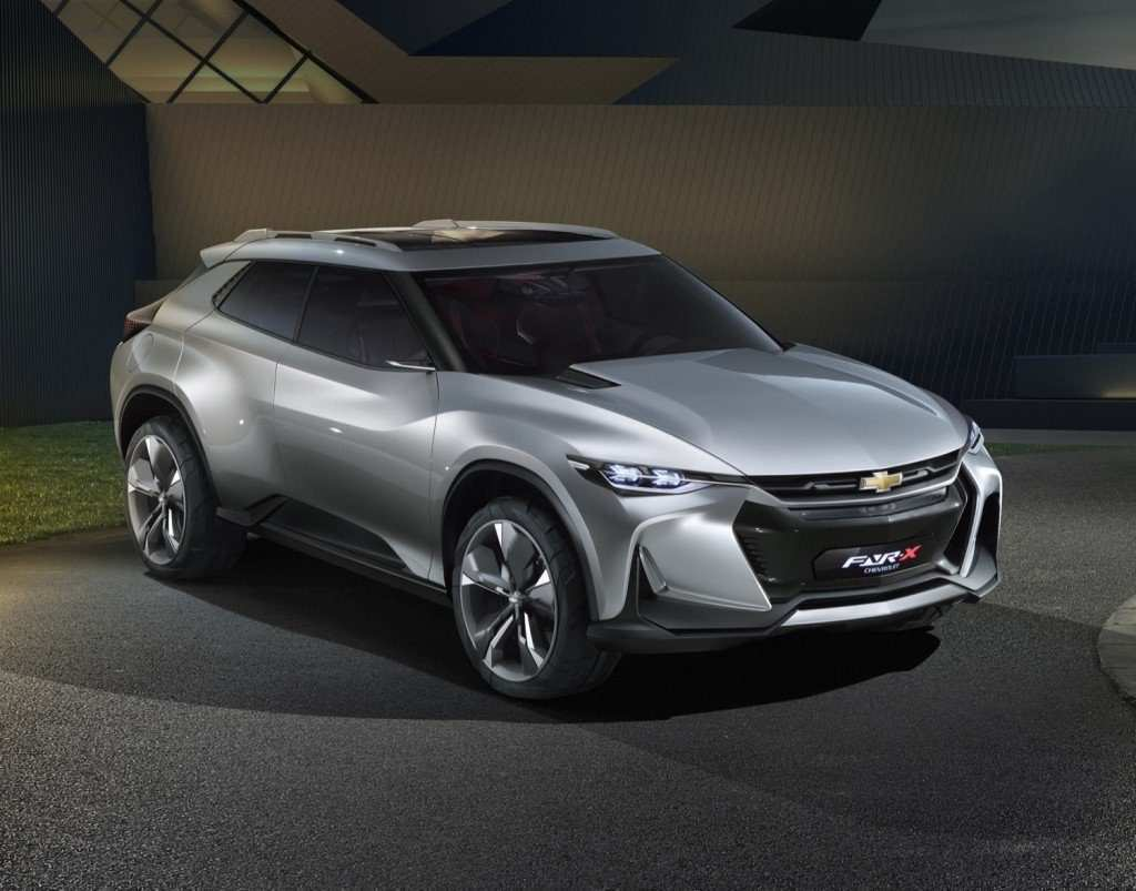 93 All New 2020 Chevy Trailblazer Ss Style