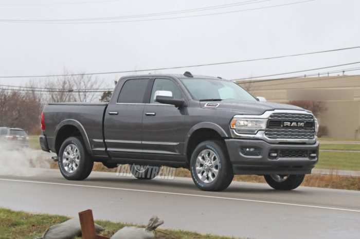 93 All New 2020 Dodge Ram 2500 New Concept