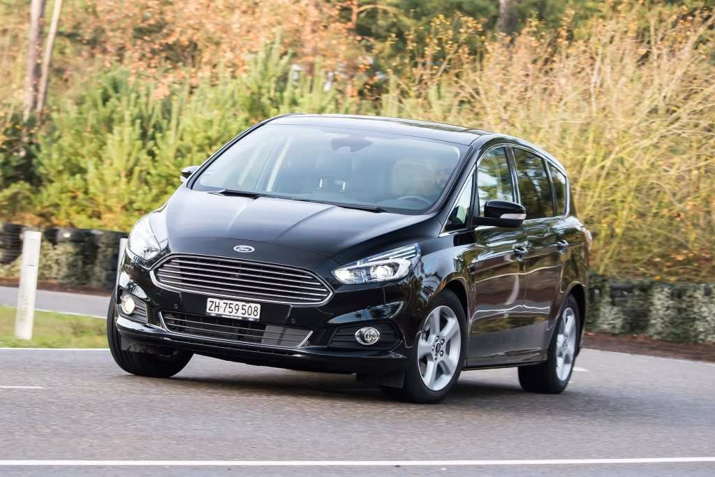 93 All New 2020 Ford S Max Redesign