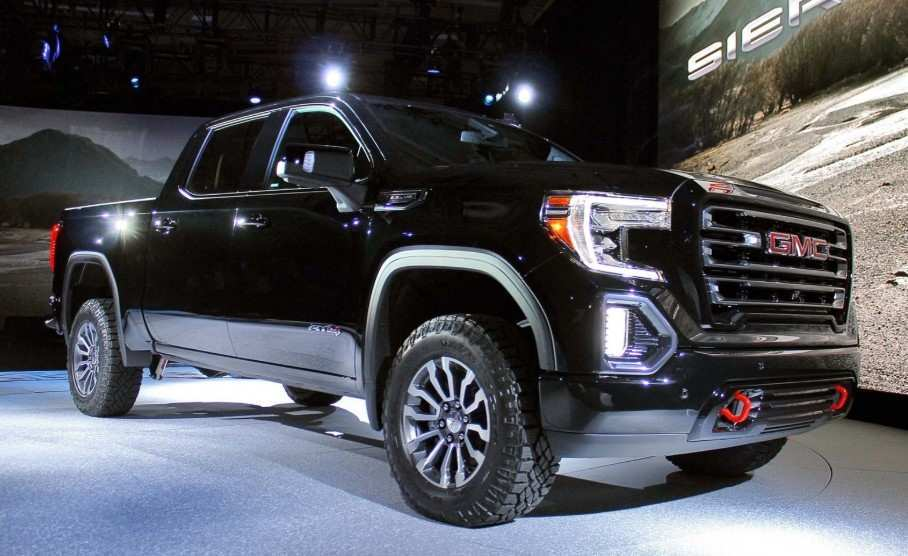 93 All New 2020 GMC 2500 Mpg Price