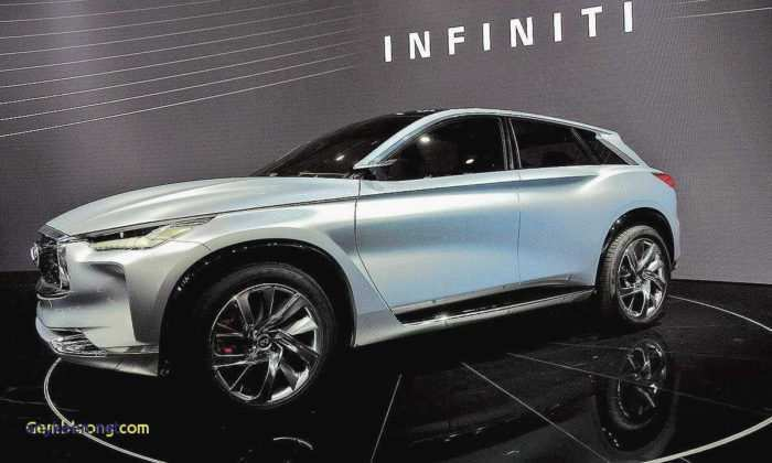 93 All New 2020 Infiniti QX70 New Review