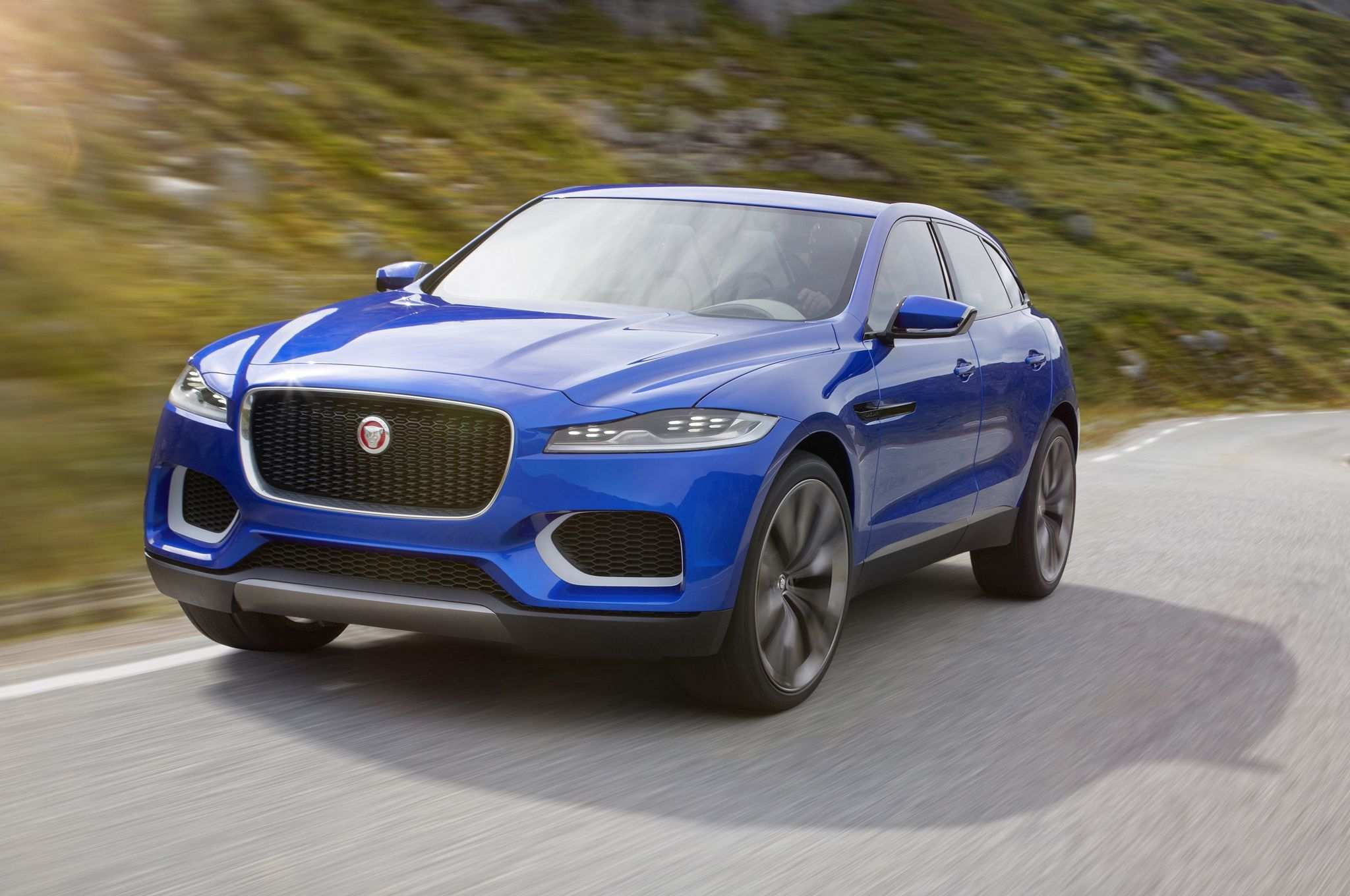93 All New 2020 Jaguar C X17 Crossover Concept