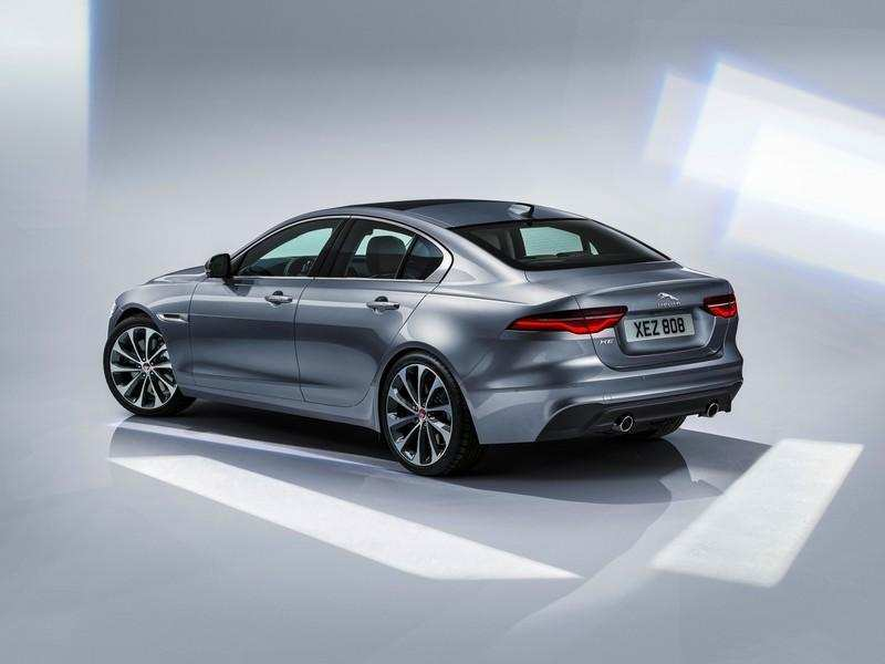 93 All New 2020 Jaguar XE Performance And New Engine