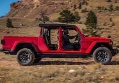 2020 Jeep Gladiator Dimensions