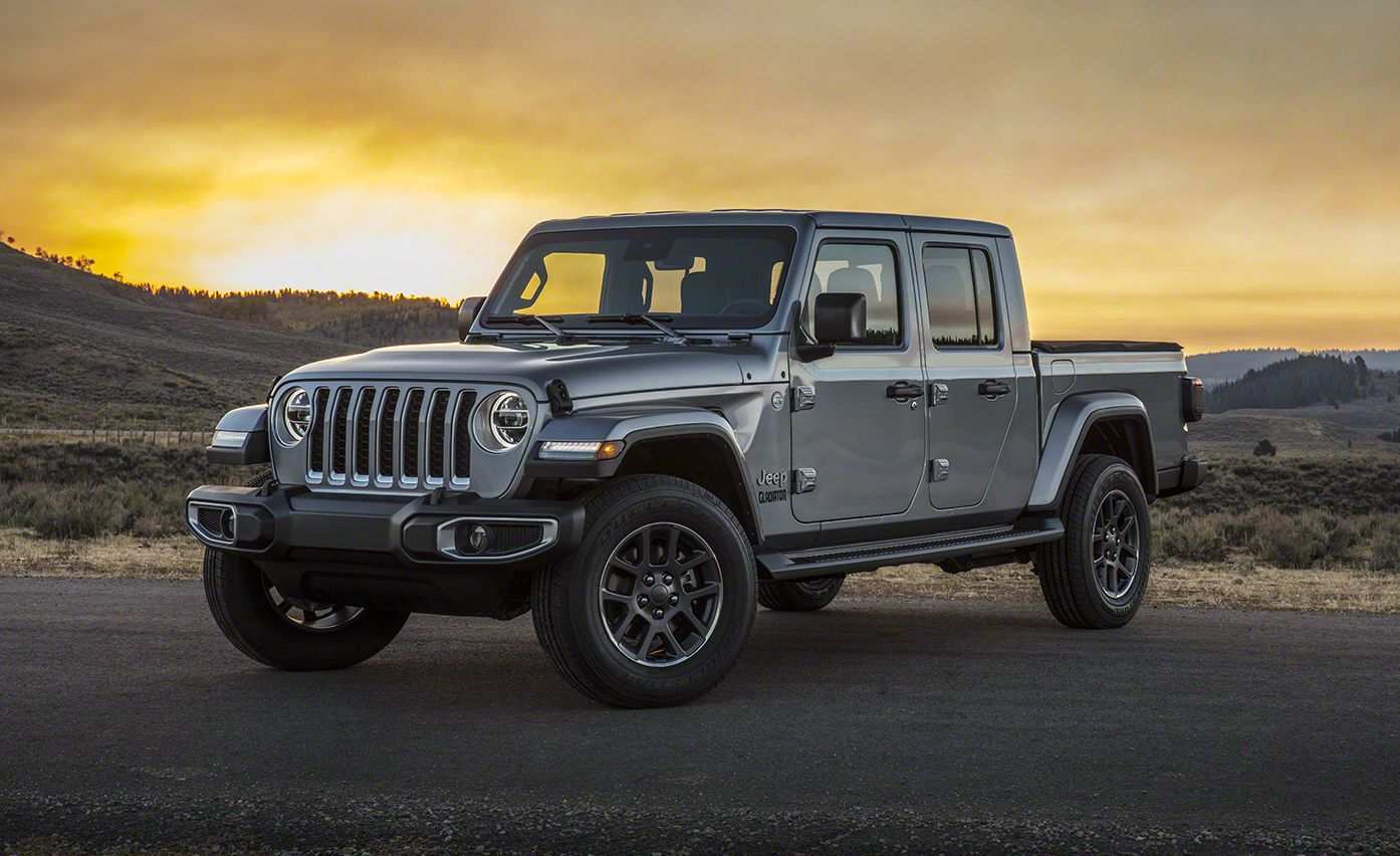 93 All New 2020 Jeep Gladiator Dimensions Spesification
