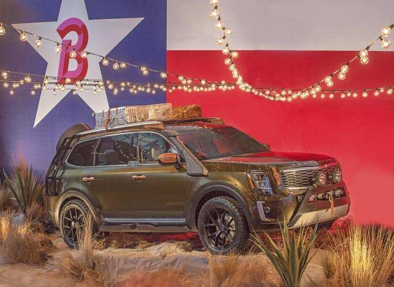 93 All New 2020 Kia Telluride Hybrid Redesign And Concept