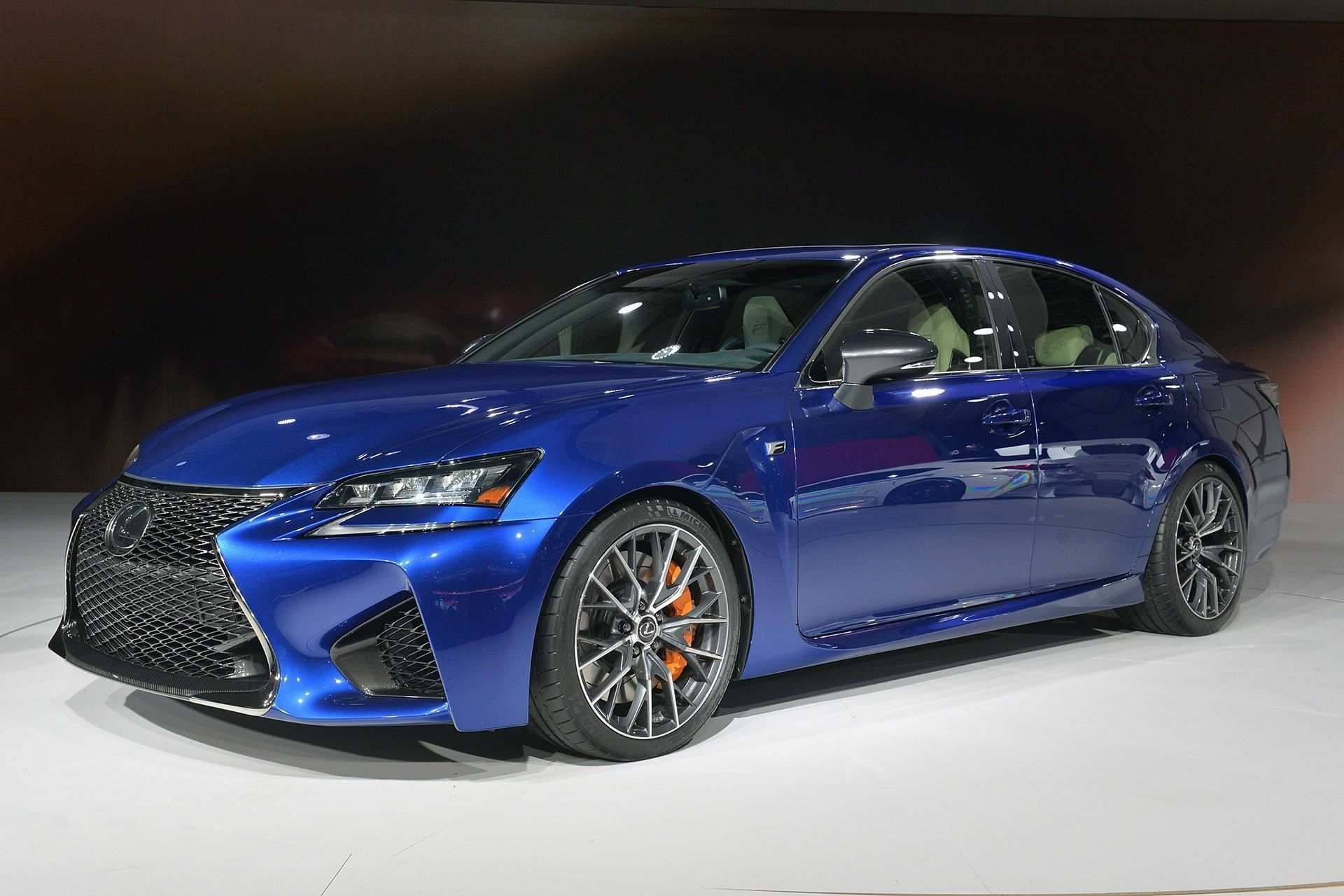 93 All New 2020 Lexus GS F Spy Shoot