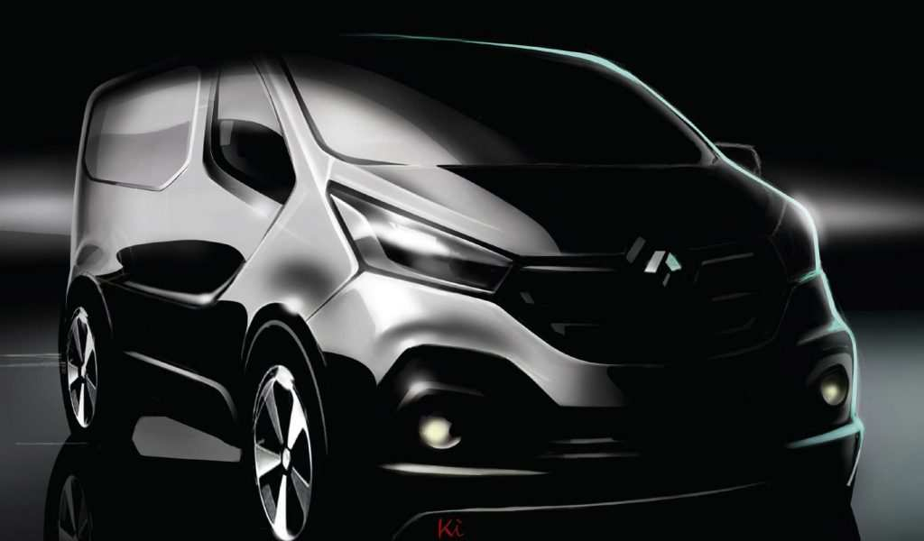 93 All New 2020 Renault Trafic Spy Shoot
