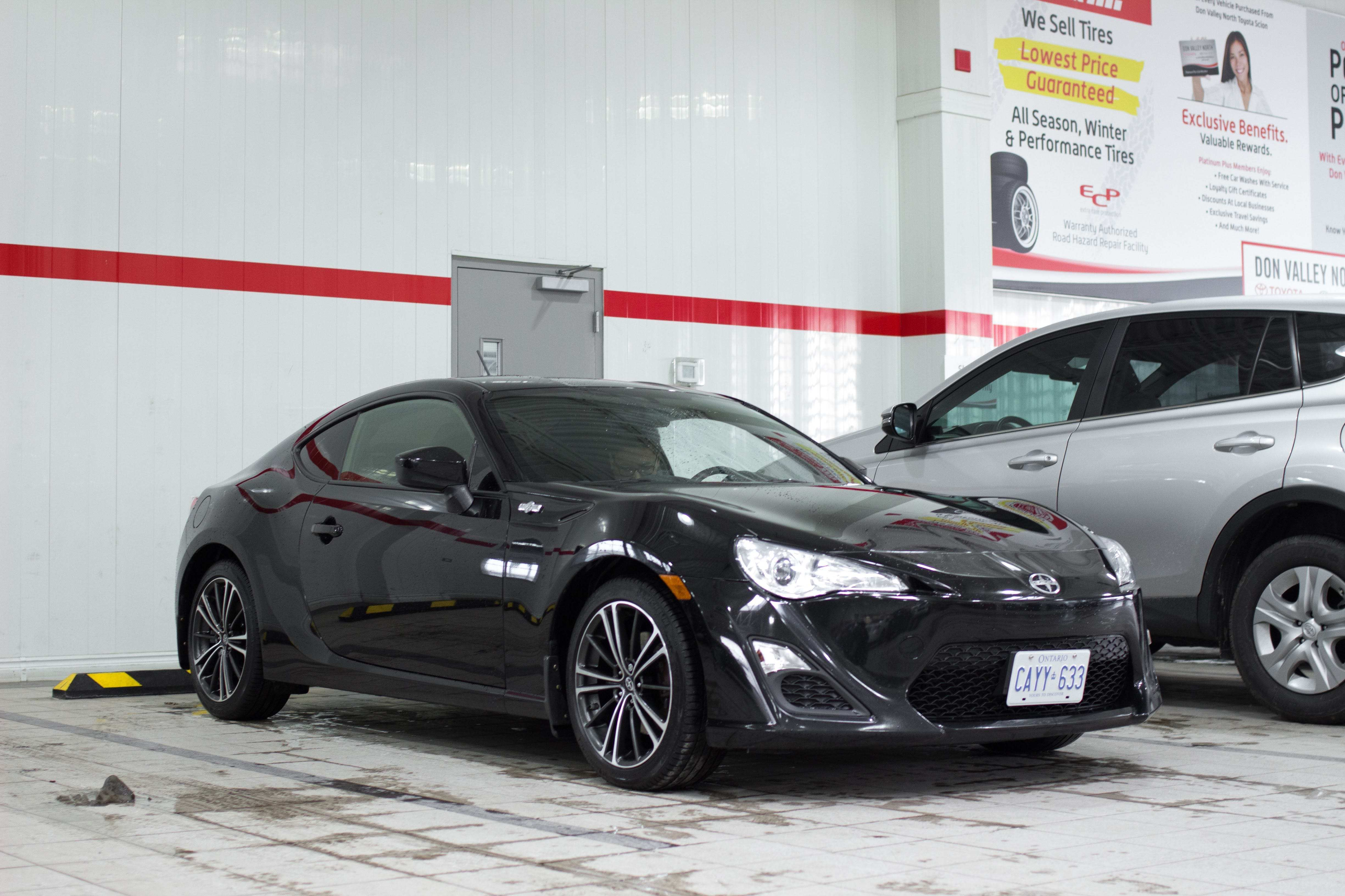 93 All New 2020 Scion FR S Specs