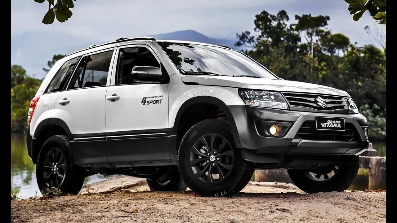 93 All New 2020 Suzuki Grand Vitara Preview Speed Test