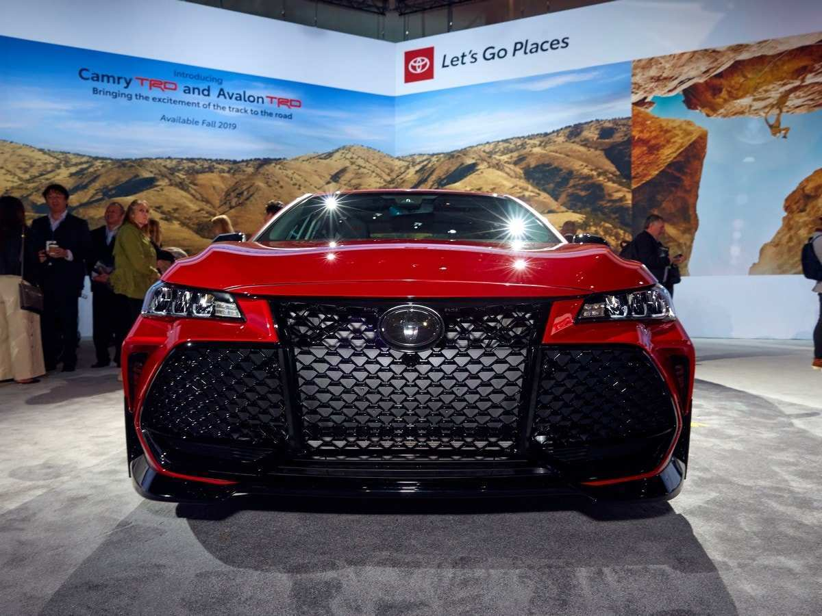 93 All New 2020 Toyota Avalon Performance And New Engine