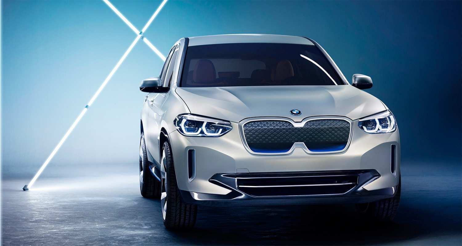93 All New BMW Elbil 2020 Rumors