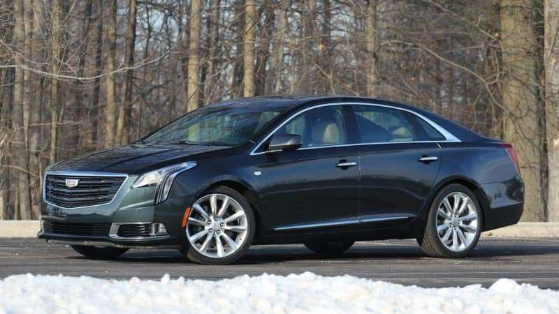 93 All New Cadillac Xts 2020 First Drive
