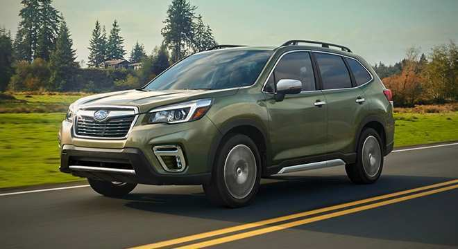 93 All New Dimensions Of 2019 Subaru Forester Photos