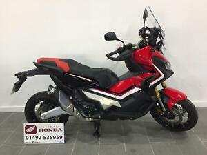 93 All New Honda X Adv 2020 Interior