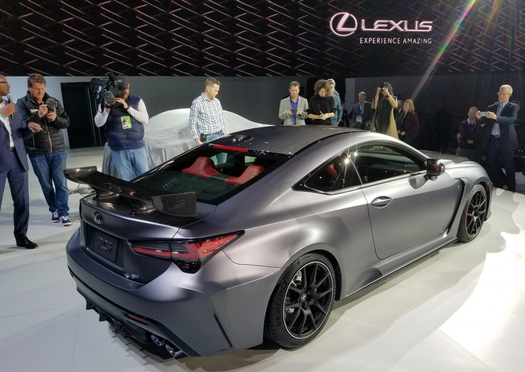 93 All New Lexus Rcf 2019 Review
