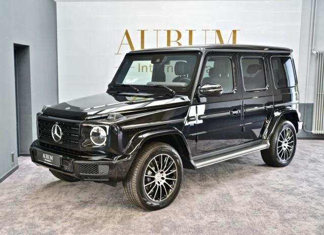 93 All New Mercedes G 2019 New Review