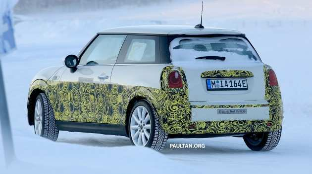 93 All New Spy Shots Mini Countryman Performance