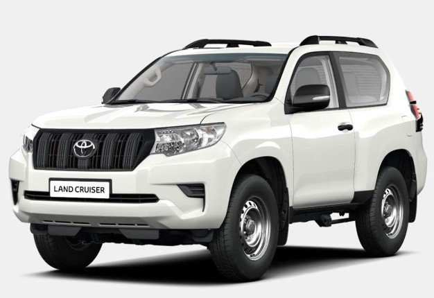 93 All New Toyota Prado 2019 Australia Spesification