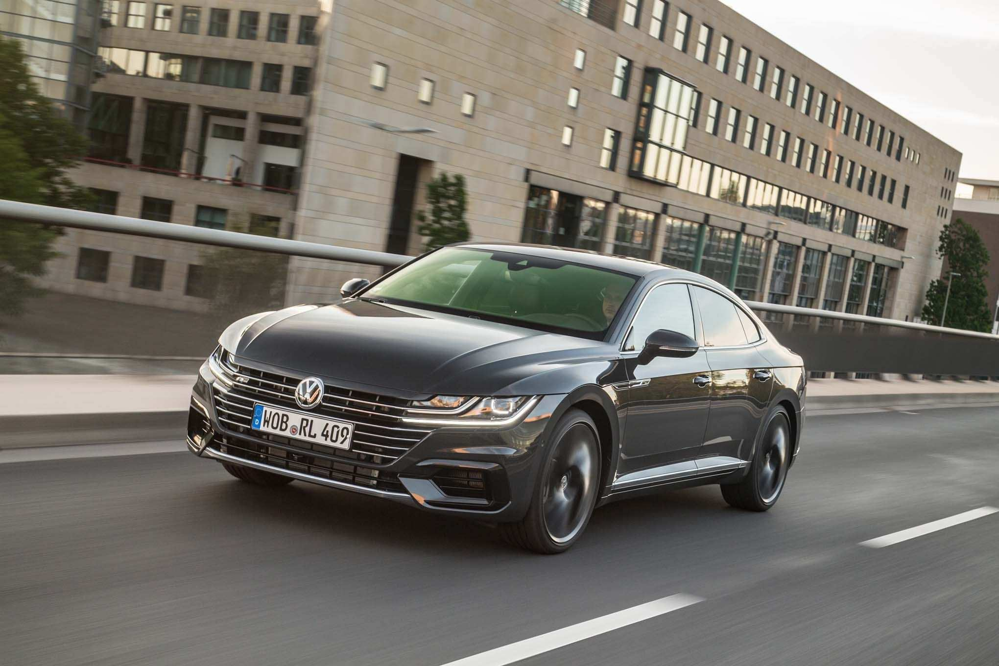 93 All New Volkswagen Arteon 2019 Release Date Redesign And Concept