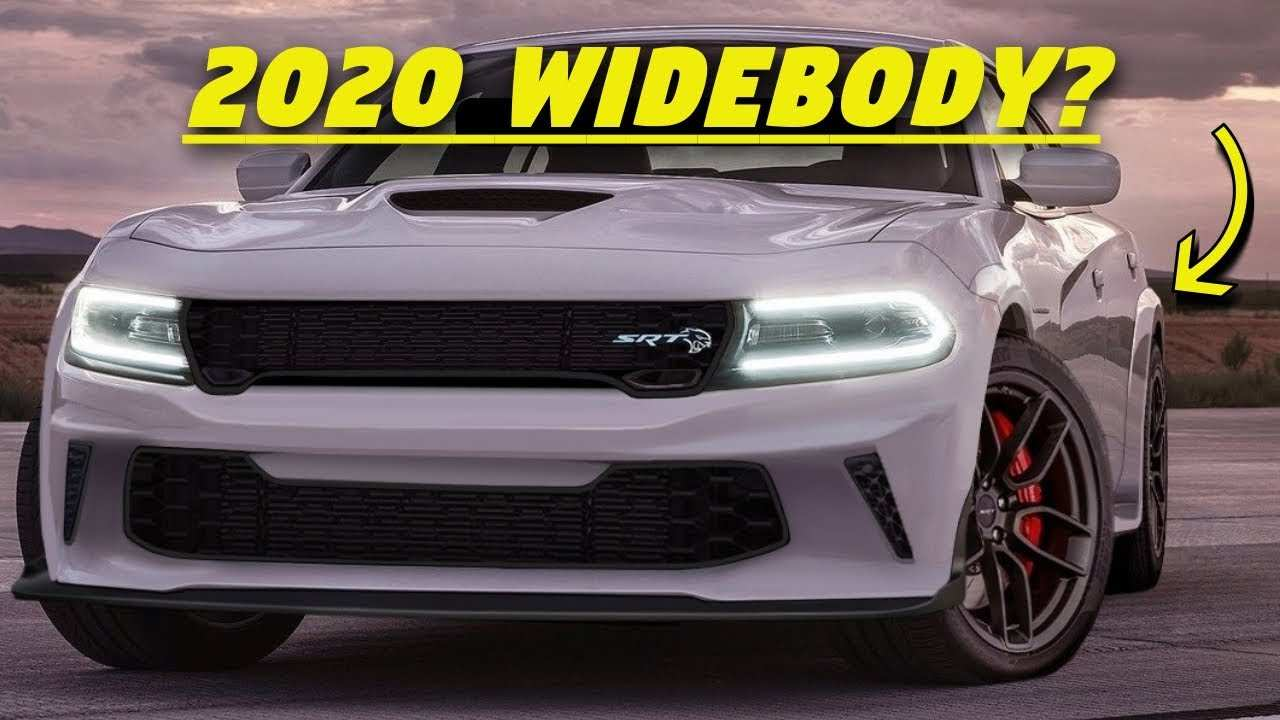 93 All New What Does The 2020 Dodge Charger Look Like Redesign And Concept