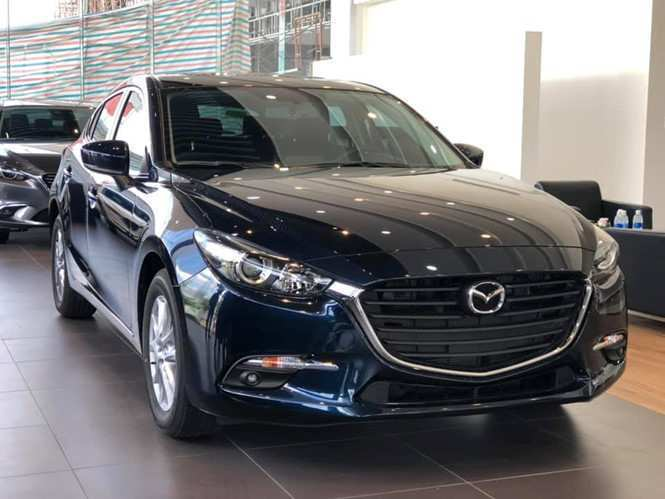 93 All New Xe Mazda 3 2019 Price