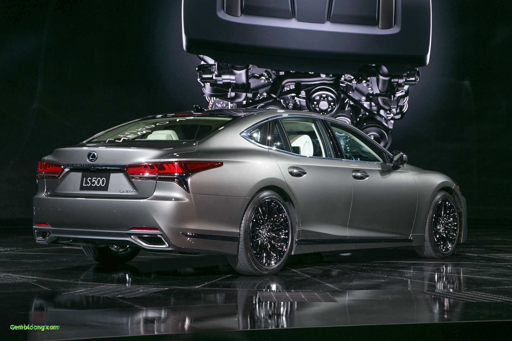 93 Best 2019 Lexus Ls 460 Release Date And Concept