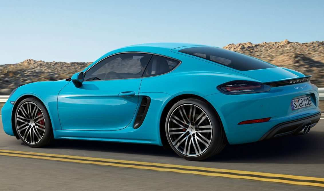 93 Best 2019 The Porsche 718 Interior