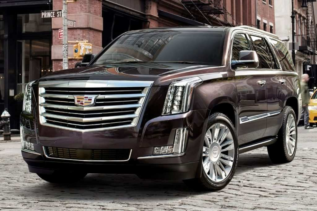 93 Best 2020 Cadillac Escalade Vsport Release Date And Concept