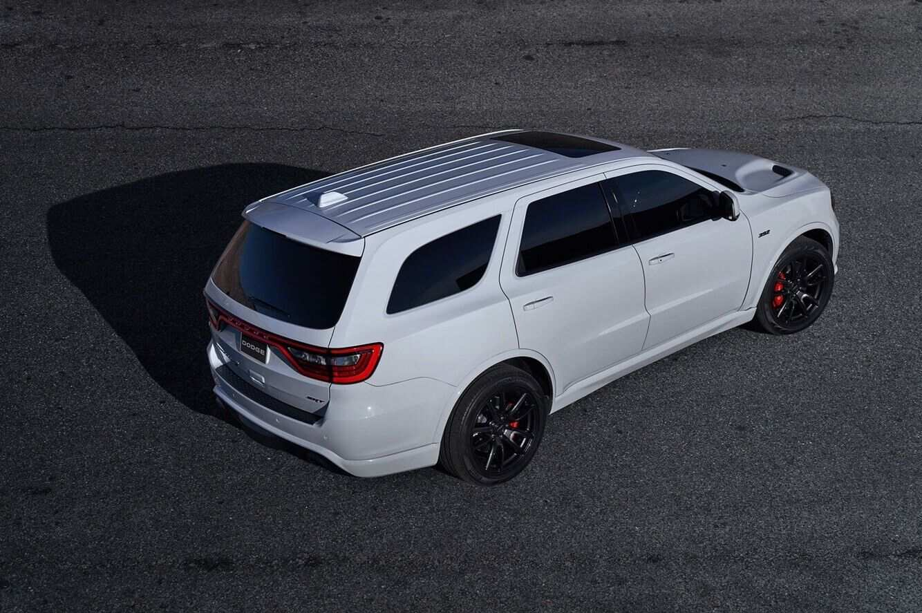 93 Best 2020 Dodge Durango Diesel Srt8 Spy Shoot