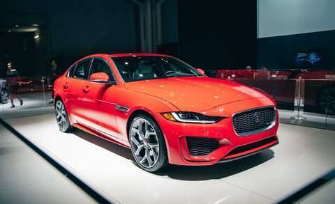 93 Best 2020 Jaguar Xe Sedan Review And Release Date