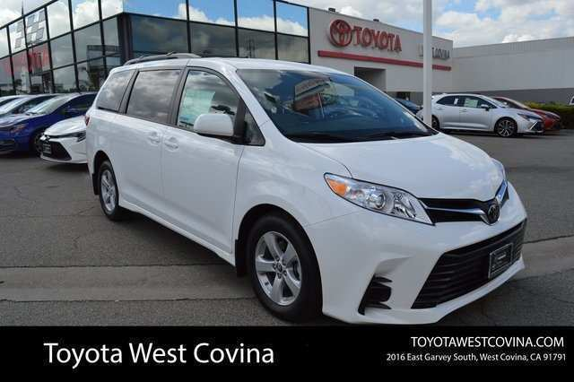 93 Best 2020 Toyota Sienna Photos