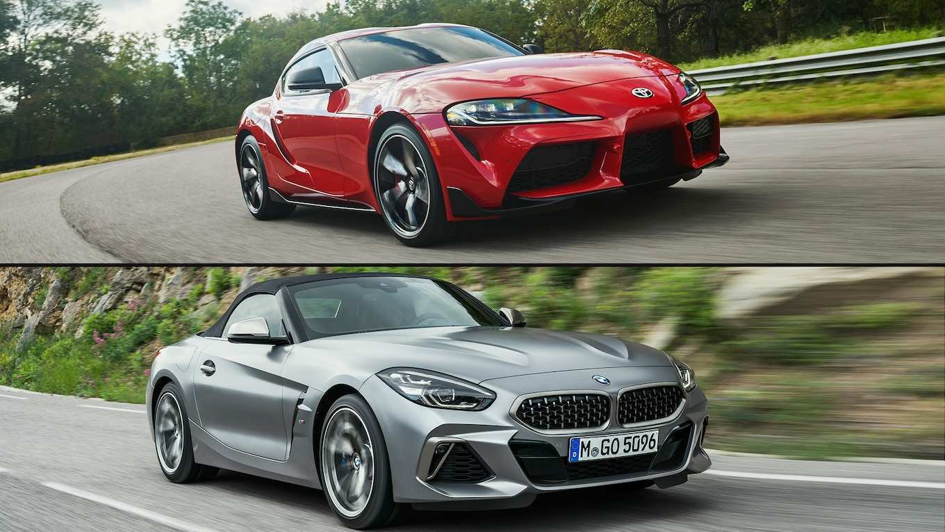 93 Best 2020 Toyota Supra Vs BMW Z4 Specs