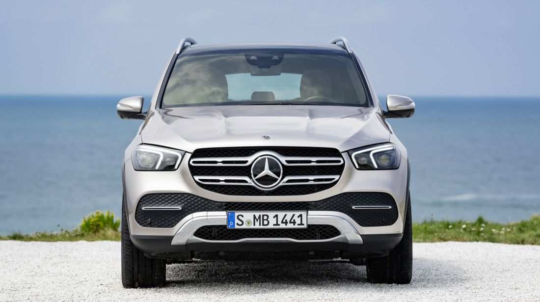 93 Best Mercedes M Class 2019 Redesign And Concept