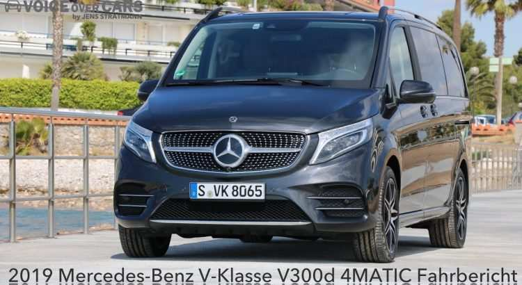 93 Best Mercedes V Klasse 2019 Engine