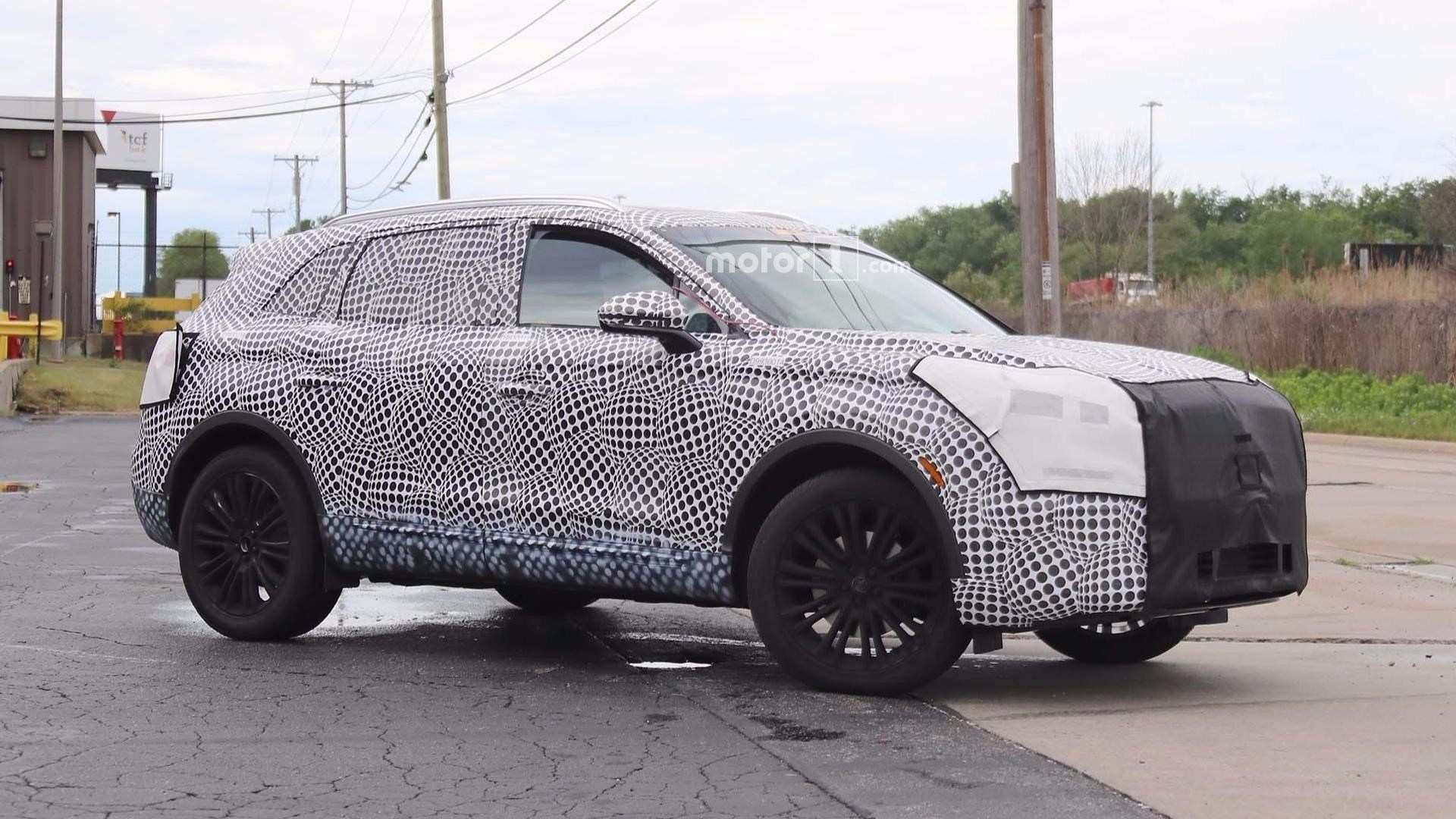 93 Best Spy Shots Lincoln Mkz Sedan Spesification