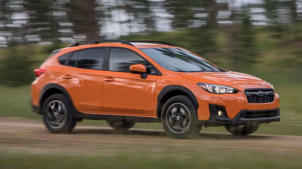 93 Best Subaru Xv 2019 Concept And Review