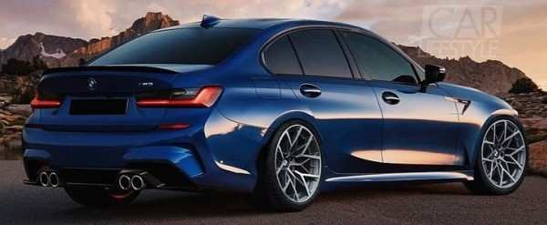 93 New 2019 BMW M3 Ratings