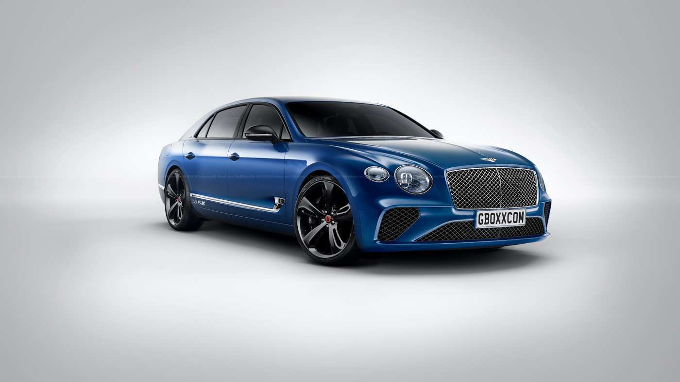 93 New 2019 Bentley Flying Spur Rumors