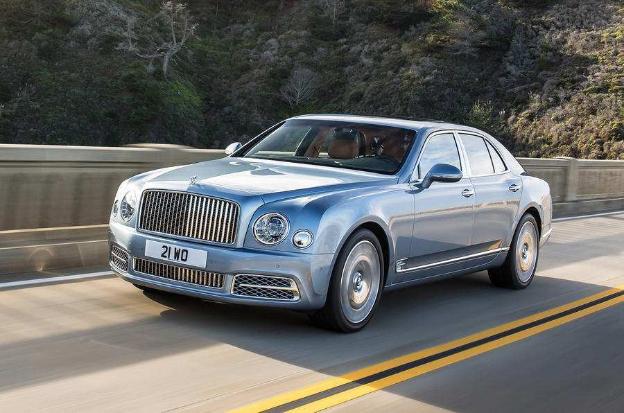 93 New 2019 Bentley Muslane History