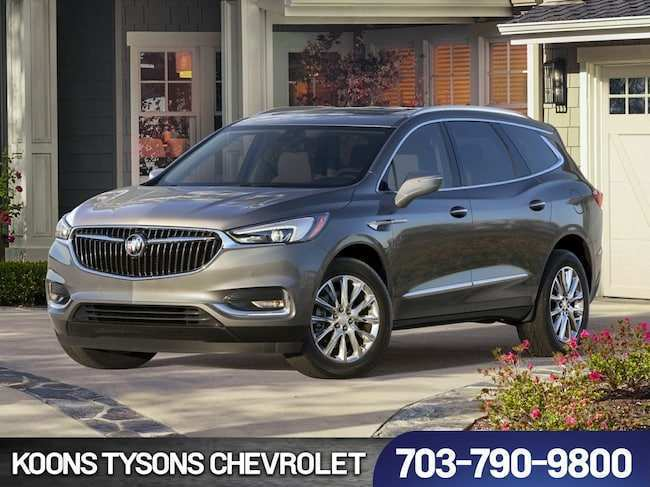93 New 2019 Buick Enclave New Concept