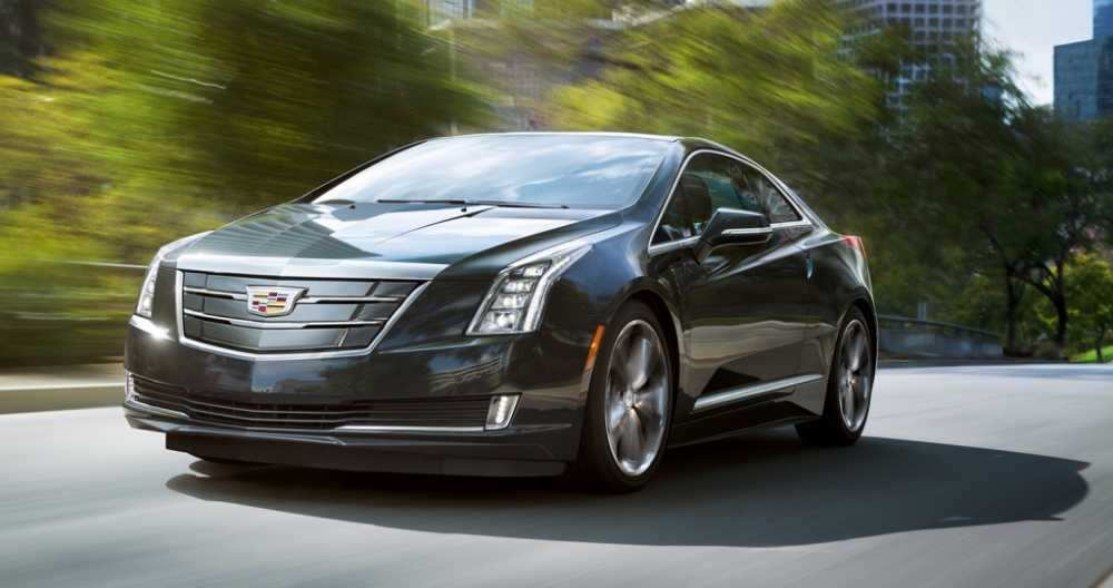 93 New 2019 Cadillac ELR S Redesign