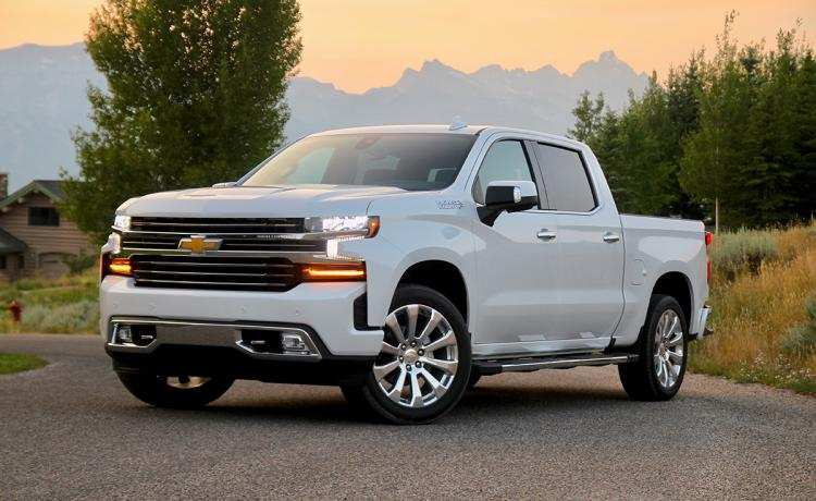 93 New 2019 Chevy Silverado Review