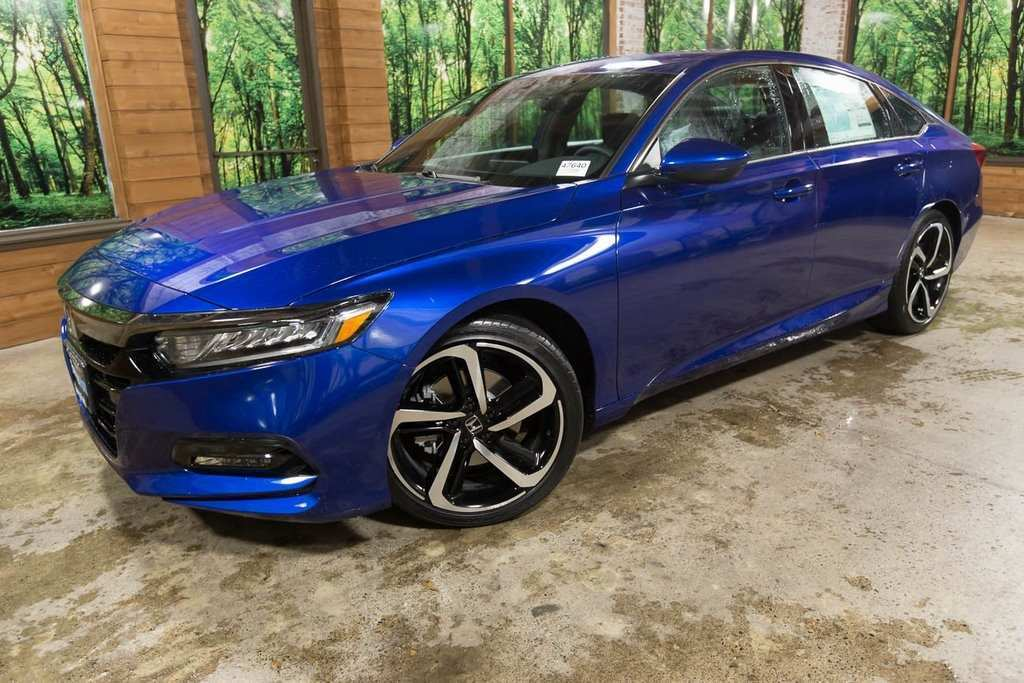 93 New 2019 Honda Accord Sport Engine