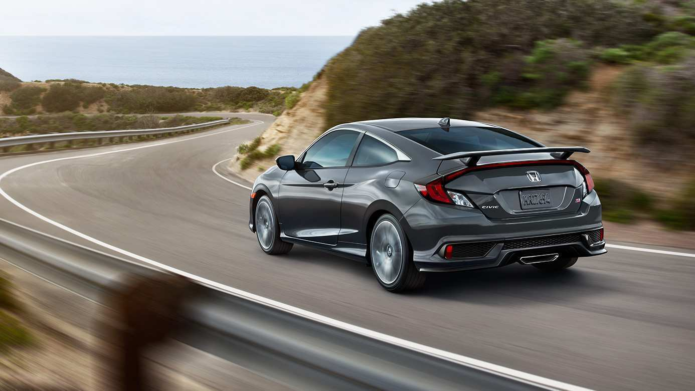 93 New 2019 Honda Civic Coupe Price Design And Review