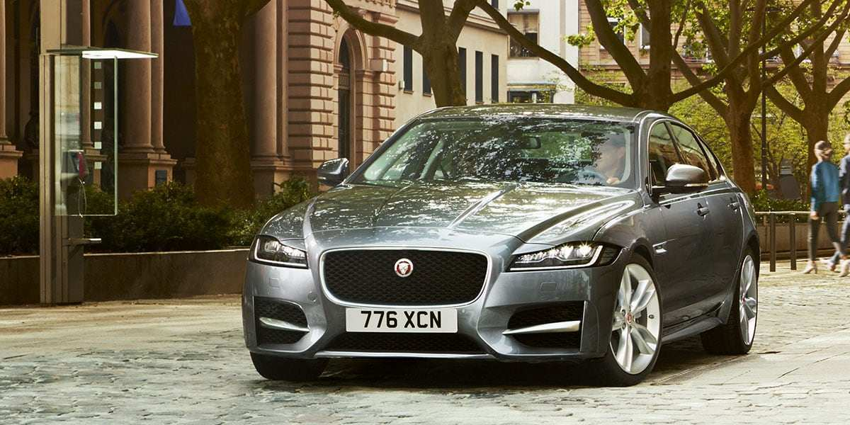 93 New 2019 Jaguar XF Picture
