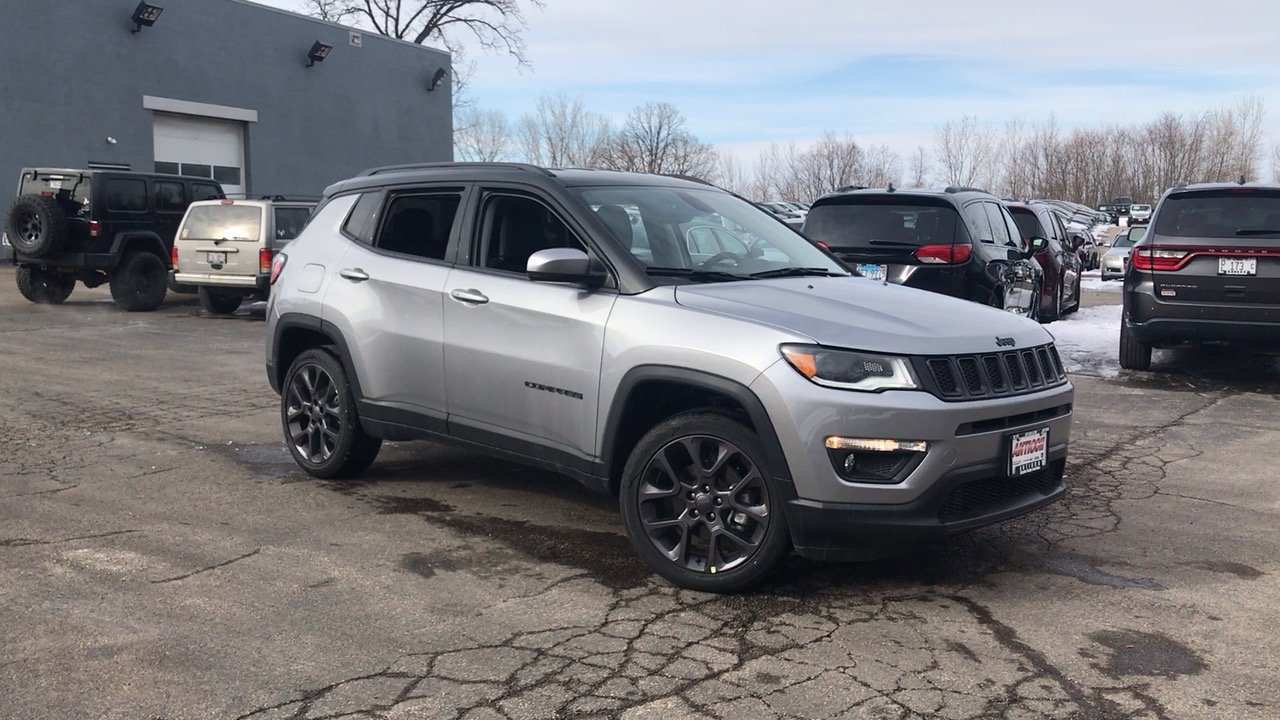 93 New 2019 Jeep Compass Style