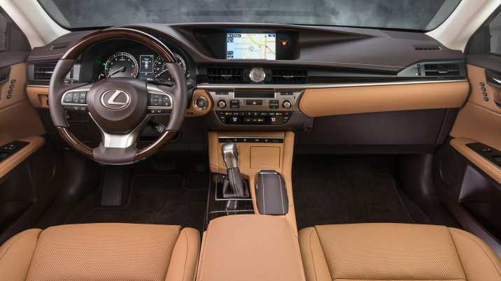 93 New 2019 Lexus Es 350 Interior Price Design And Review