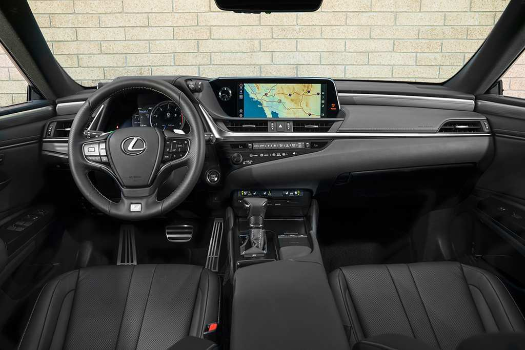 93 New 2019 Lexus Es Awd Wallpaper